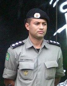 Capitão Allan Pereira Cardoso