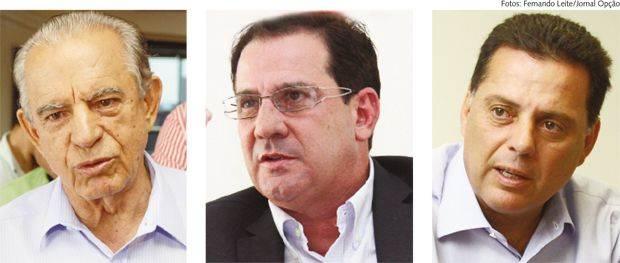 Iris lidera e Vanderlan tem vantagem sobre Marconi / Foto: Jornal Opção