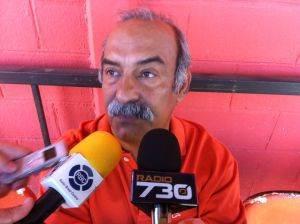 O presidente do Vila, Joás Abrantes, lamentou o caso
