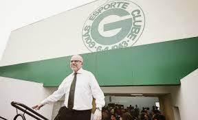 Presidente do Goiás afirma que assistirá apenas ao primeiro jogo da Copa.