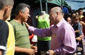 Alcides defende que Vanderlan conhece as necessidades do povo