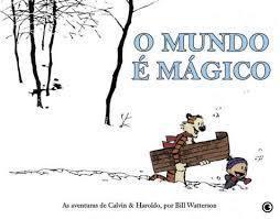 O Mundo é Mágico - As Aventuras de Calvin e Haroldo