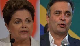 Os candidatos à Presidência Dilma Rousseff (PT) e Aécio Neves (PSDB), confirmados no segundo turno das eleições, começaram na segunda-feira, 6, nova fase da campanha