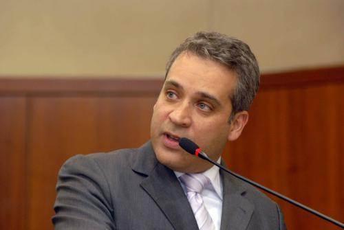Henrique Tibúrcio, secretário de Governo (Foto: Divulgação)