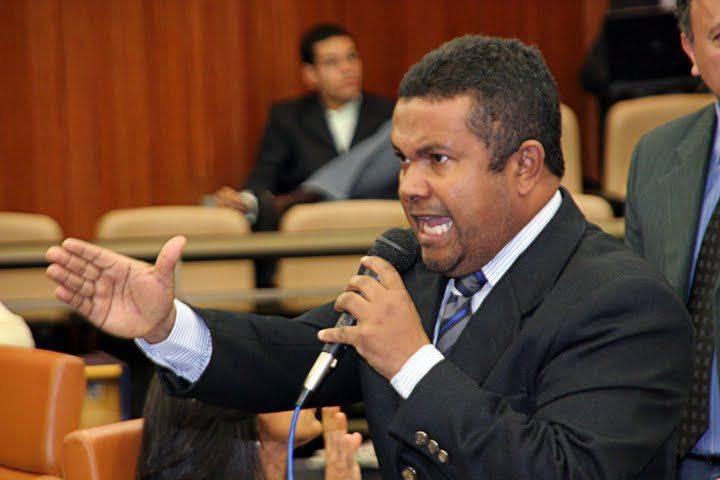 Deputado estadual Santana Gomes (PSL)