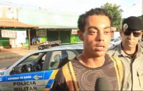 Douglas está detido no 20º Distrito Policial / Foto: reprodução