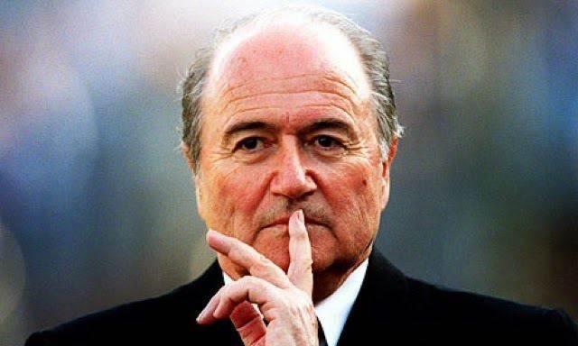 Sepp Blatter foi reeleito pela quarta vez presidente da FIFA (Foto: Reprodução)