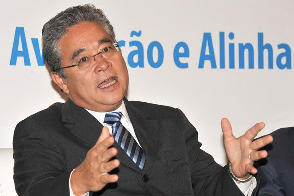 Presidente do Instituto Lula, Paulo Okamoto (Foto: Divulgação)