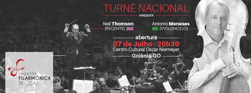 Orquestra Filarmônica é opção cultural para o goianiense (Foto: Divulgação)