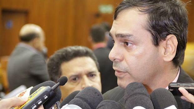 Welington foi eleito vereador por Goiânia pelo PSB com 5.358 votos. Em 2013, ele se filiou no Pros / Foto: Alberto Maia - Câmara de Gyn