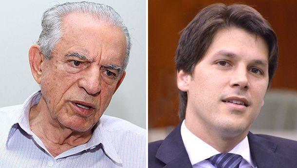 Iris e Daniel podem protagonizar disputa no PMDB