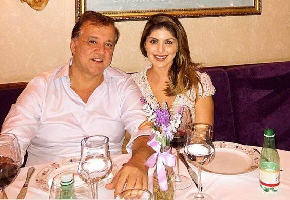Andressa - Casal famoso reatou casamento e voltou a figurar nas redes sociais (Foto: Reprodução)