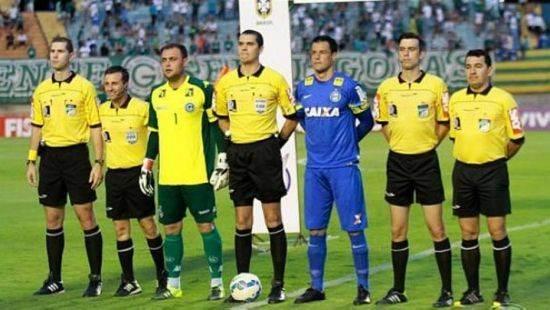 Ricardo Marques relatou na súmula ocorrências do jogo