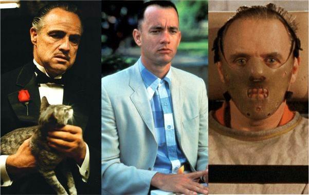 """""""Poderoso Chefão"""", """"Forrest Gump"""", """"Silêncio dos Inocentes"""" voltam a cartaz em Goiânia (Foto: Reprodução)"""