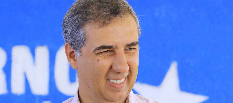 Vice-governador de Goiás e novo Secretário de Segurança Pública do Estado José Eliton (PSDB)