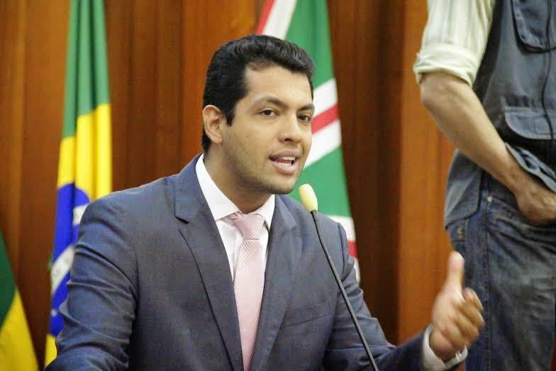Vereador Thiago Albernaz (PSDB)