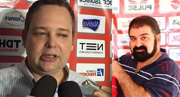 Guto Veronez e Magid Fleury (Foto: Reprodução)