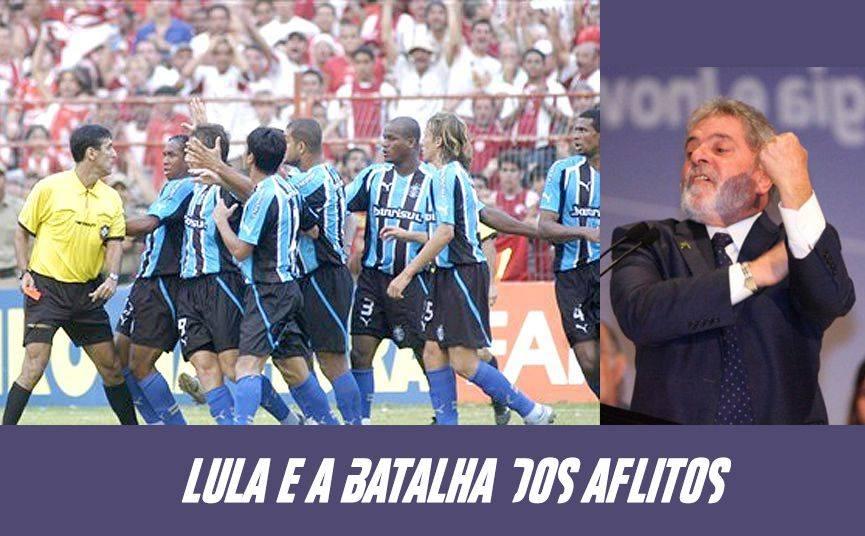 Ex-presidente Lula é o novo ministro da Casa Civil (Foto: Montagem)