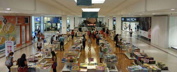 Feira de livros é opção para o fim de semana (Foto: Divulgação)