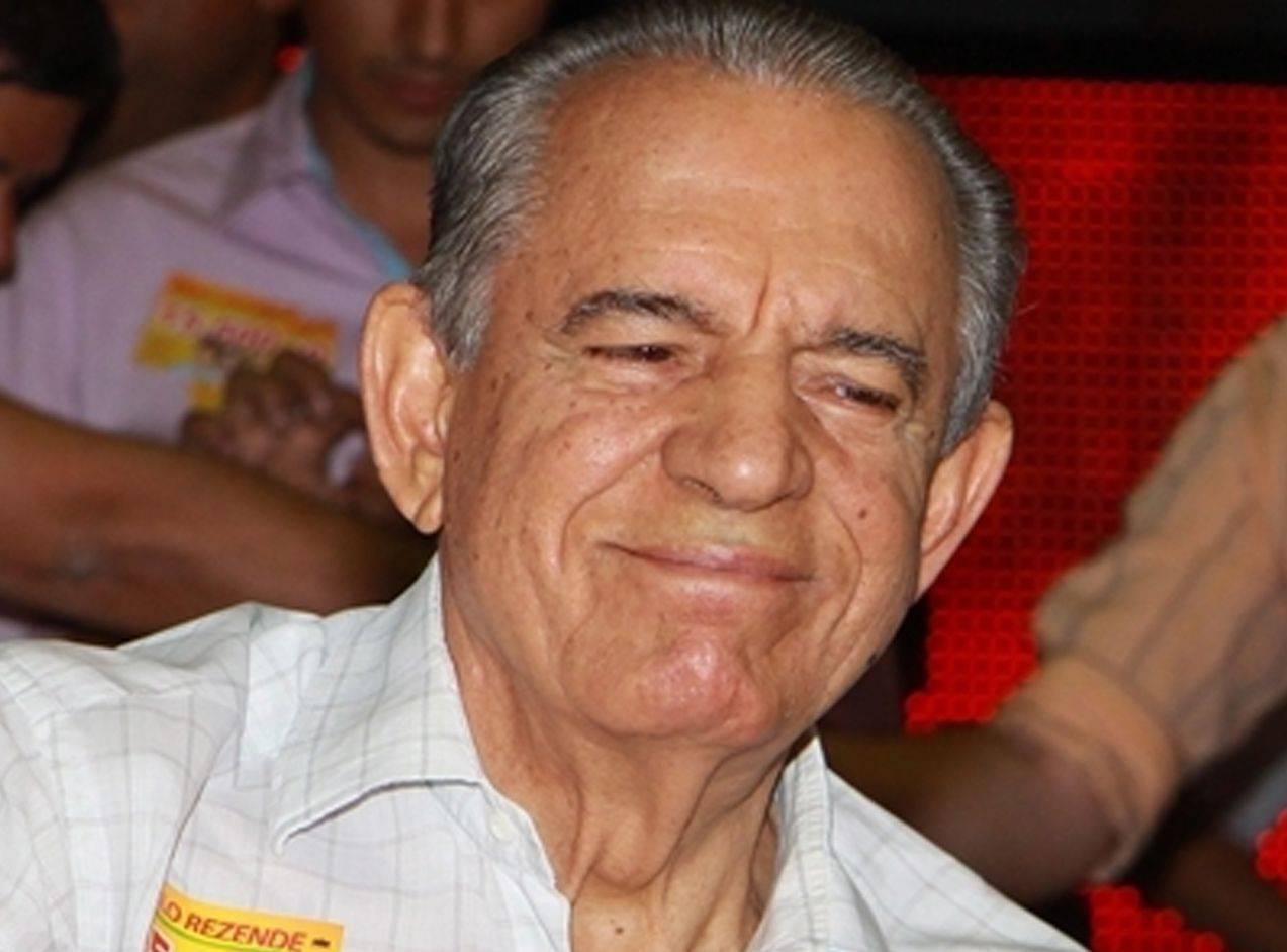 Ex-prefeito de Goiânia Iris Rezende (PMDB) / Foto: Reprodução