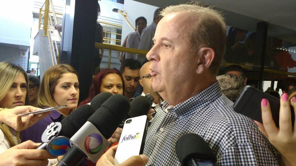 Prefeito Paulo Garcia (PT) acredita