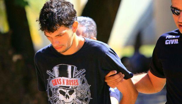 Eromar teria matado 4 pessoas desde agosto de 2015 (Foto: Wildes Barbosa)