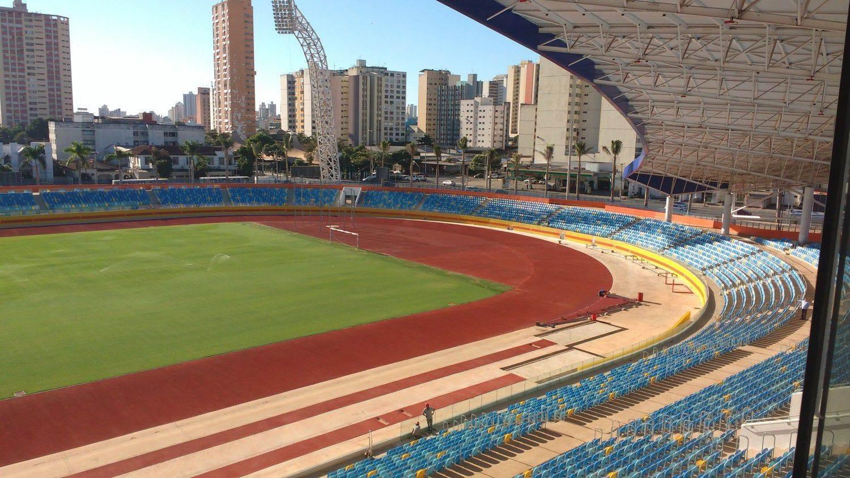 O Estádio Olímpico finalmente será entregue no dia 8 de agosto | Foto: Guilherme Coelho