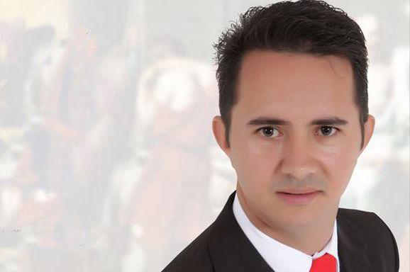 Dalvan Pikhardt é ex-vereador de Guaraíta (Foto: Arquivo Pessoal)