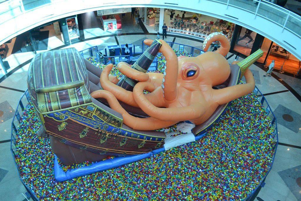 A programação de férias do Flamboyant Shopping Center continua a todo vapor | Foto: Divulgação