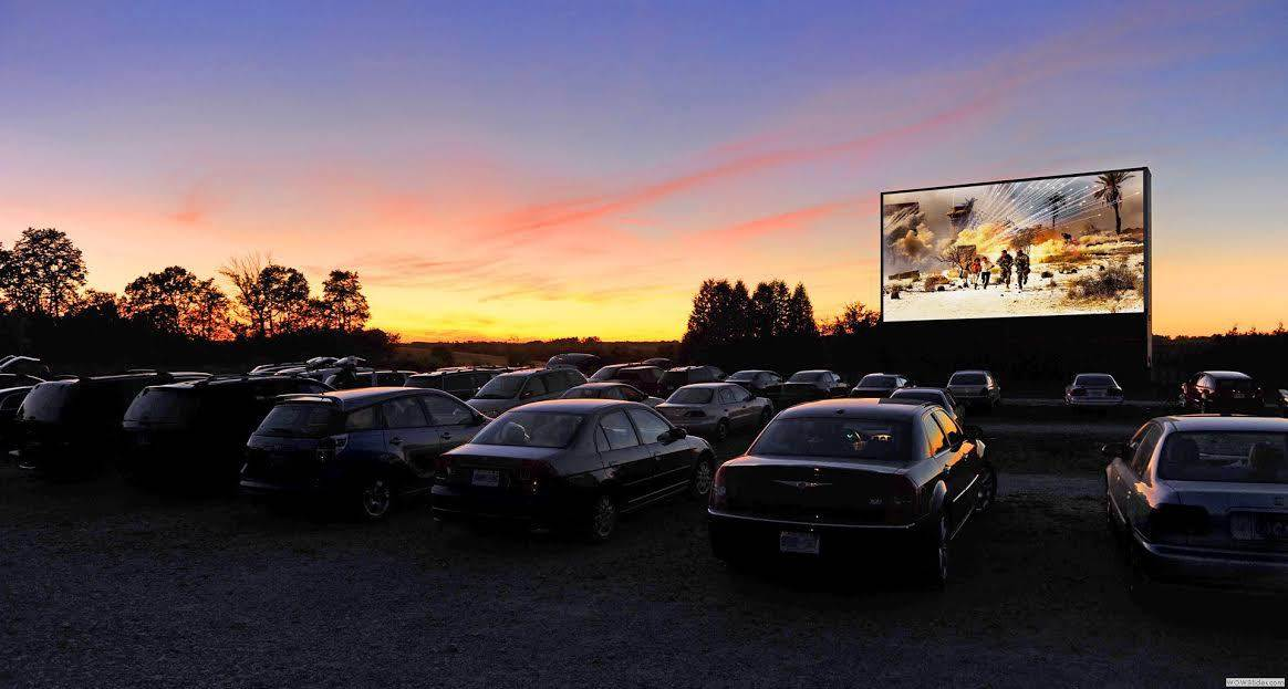 Goiânia recebe entre os dias 26 e 27 de agosto e 2, 3, 9 e 10 de setembro, o Cine Drive In – Cinema no Carro |Foto: Divulgação/Assessoria