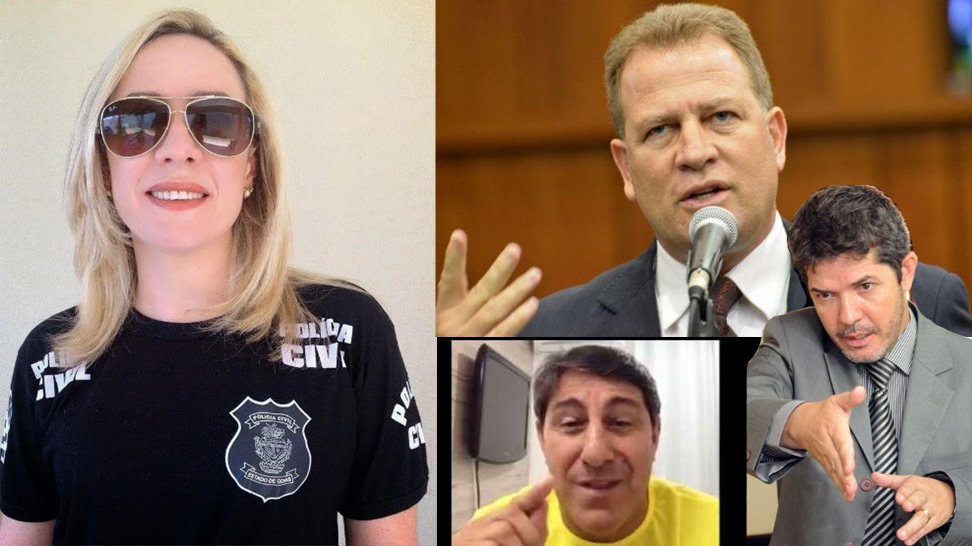 Maioria das chapas tem candidatos ligados ao tema da segurança (Foto: Montagem)