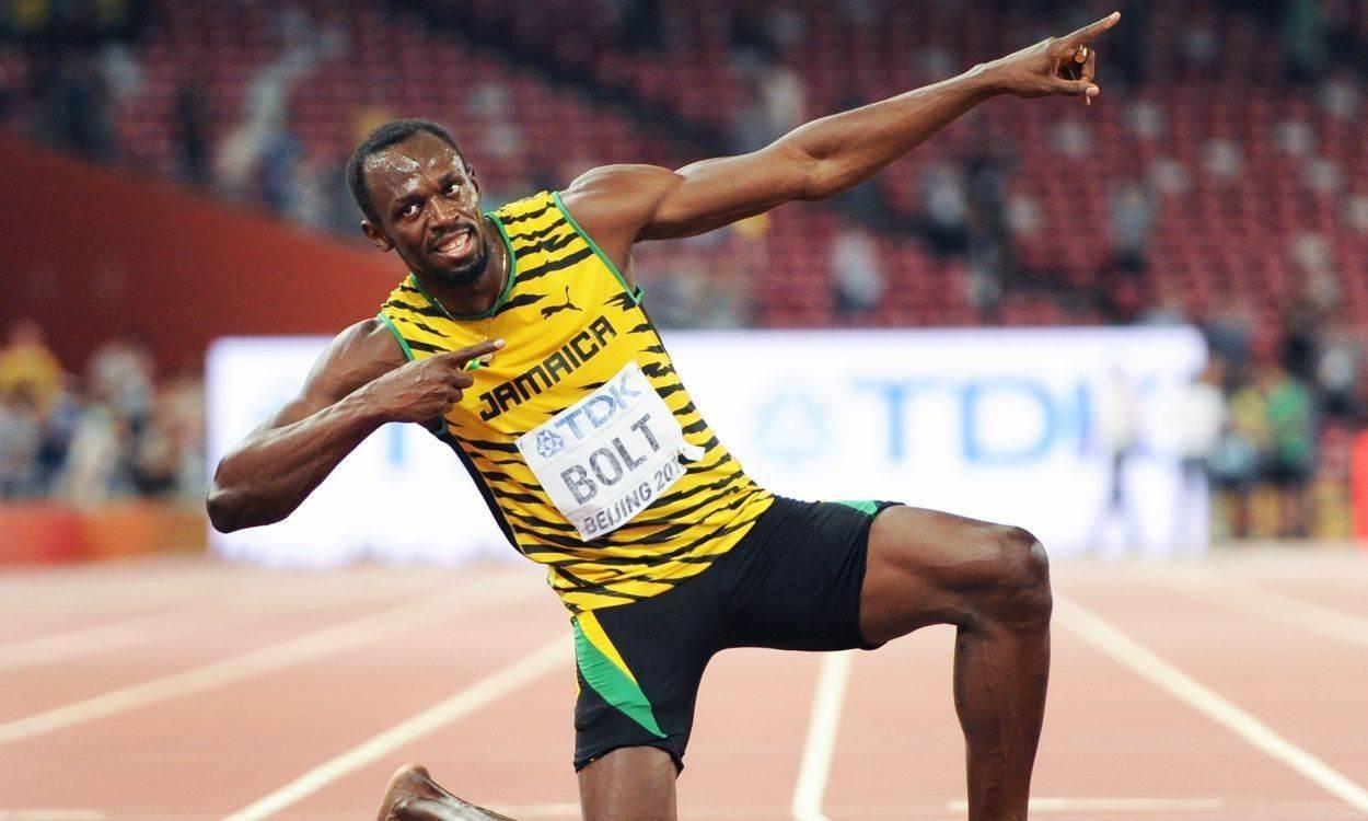 Usain Bolt é um fenômeno nas pistas do atletismo (Foto: Reprodução)