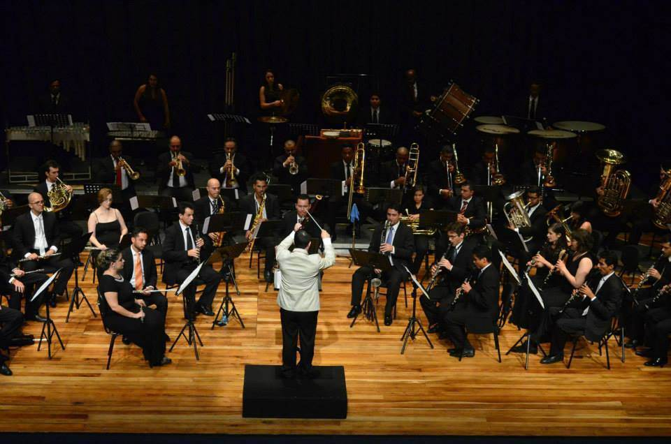 15-09 - Banda Itinerante interpreta clássicos do cinema (Foto: Divulgação)