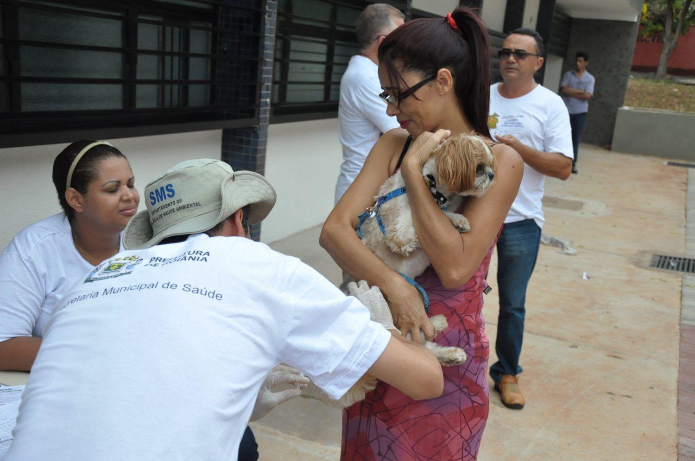 Vacinação ocorrerá no sábado, 17 (Foto: Divulgação/SMS)
