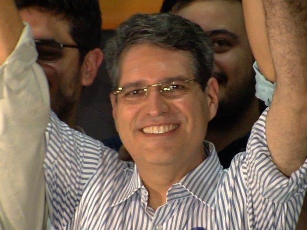 Francisco Júnior (PSD) foi a grande surpresa das eleições em Goiânia (Foto: Reprodução)