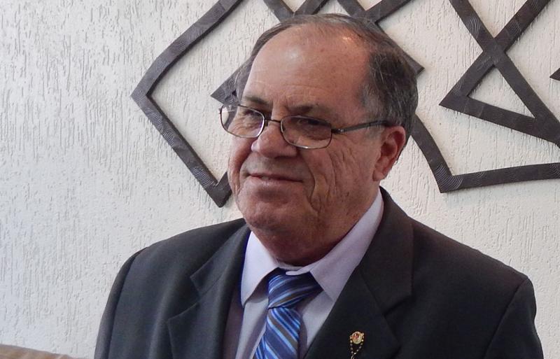 Presidente da Associação Grupo Tático de Resgate (GTR) José Roldão Gonçalves Barbosa é filiado ao PSDB (Foto: Reprodução)