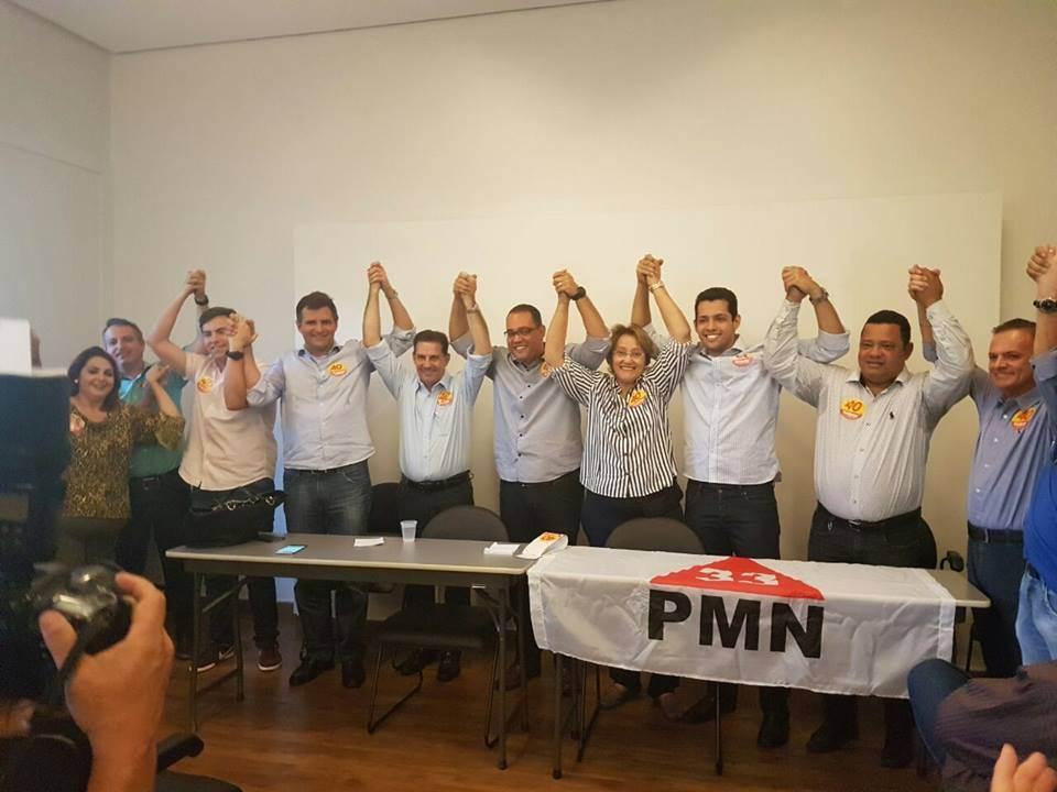 Vice de Delegado Waldir (PP), Dr Rose Cruvinel (PMN) , declara apoio ao Vanderlan Cardoso (PSB)   Foto: Divulgação/Facebook