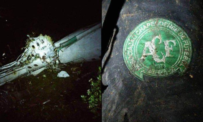 Tragédia envolvendo time da Chapecoense chocou o Brasil e o mundo | Foto: Reprodução