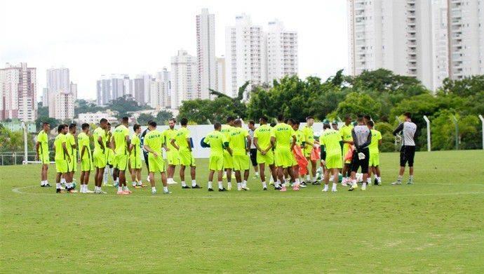 Goiás terá mudanças no elenco para 2017 |Foto: Rosiron Rodrigues / Goiás E.C.
