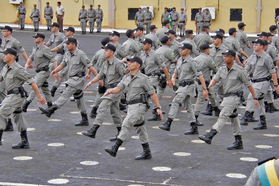 MP considera jornada de trabalho de policiais militares excessiva | Foto: Reprodução/Facebook PMGO