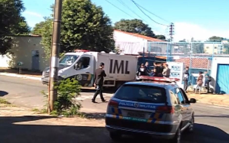 Instituto Médico Legal (IML) foi acionado para remover o corpo do estadunidense | Foto: Reprodução/Mais Goiás