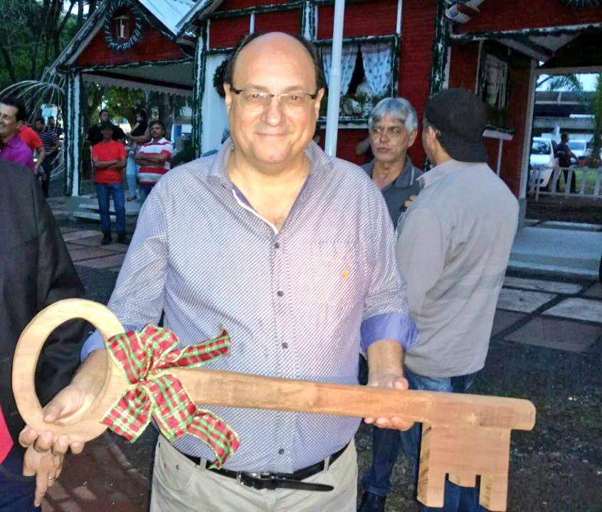Presidente da Comurg Edilberto Dias, mais conhecido como Didi | Foto: Divulgação/Comurg