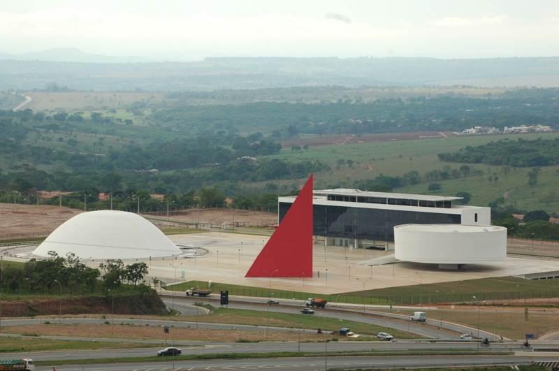 O Centro Cultural Oscar Niemeyer também conhecido como CCON e NIE é um complexo de espaços culturais situado na região sudoeste da cidade de Goiânia