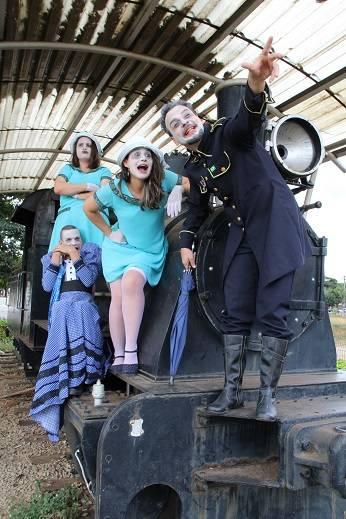 Projeto Domingo no Parque oferece atrações gratuitas aos domingos| Foto: Divulgação/Prefeitura de Goiânia