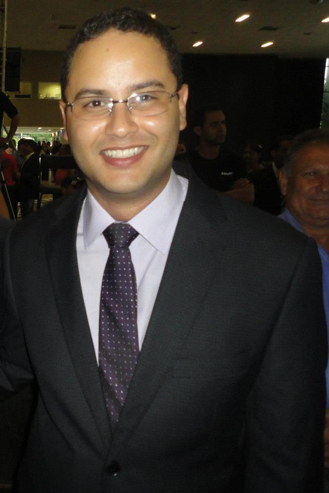 Presidente estadual Rodrigo Melo será secretário de Administração da prefeitura   Foto: Reprodução