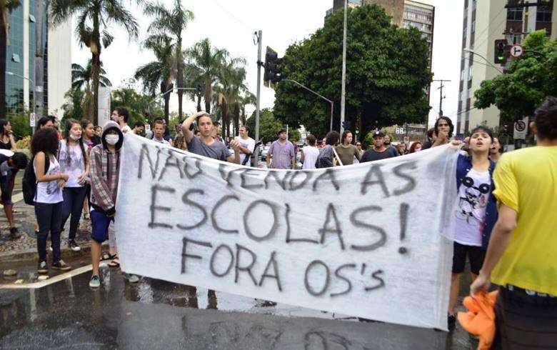 Justiça goiana suspende chamamento de edital de OSs nas educação| Foto: Reprodução