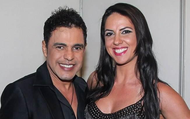 Zezé Di Camargo revelou que já contratou detetive para ir atrás de Graciele Lacerda, sua atual namorada   Foto: reprodução Twitter