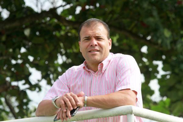 Harlei Menezes pediu afastamento do cargo de diretor de futebol do Goiás | Foto: Goiás EC