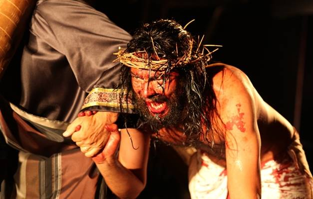 Semana Santa | Encenação da Paixão de Cristo Foto: divulgação