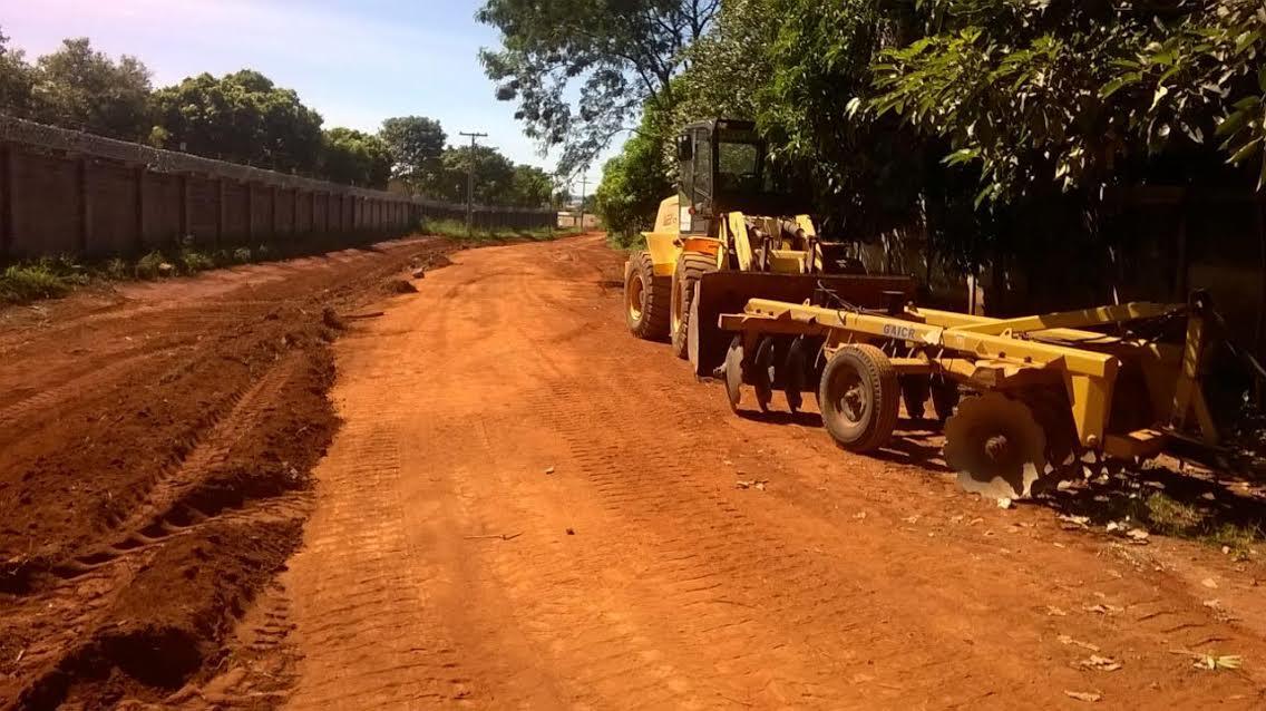 Mais novo asfalto em Goiânia será no Jardim Mariliza | Foto: Divulgação/Secom